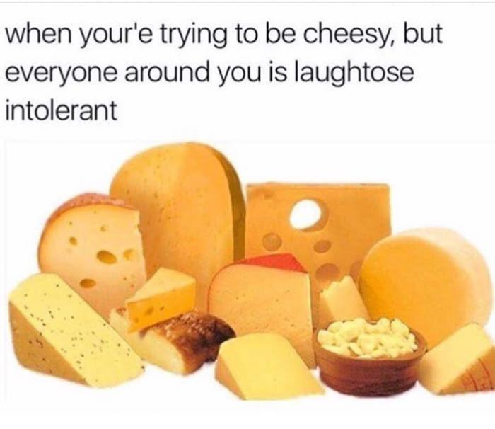 Lactose shmacktose - meme
