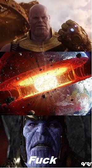 """half of the universe"" - meme"
