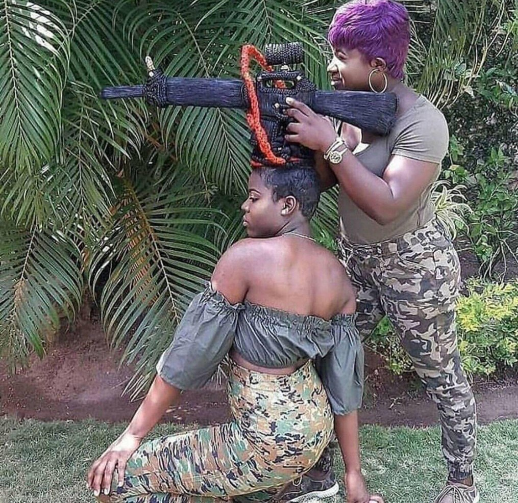 M16 Chargeur étendu lunette ACOG mode rafale - meme