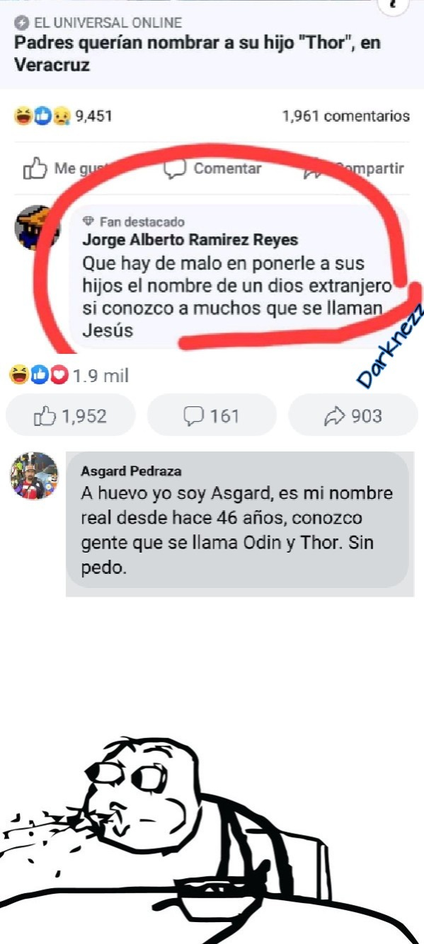 Asgard - meme