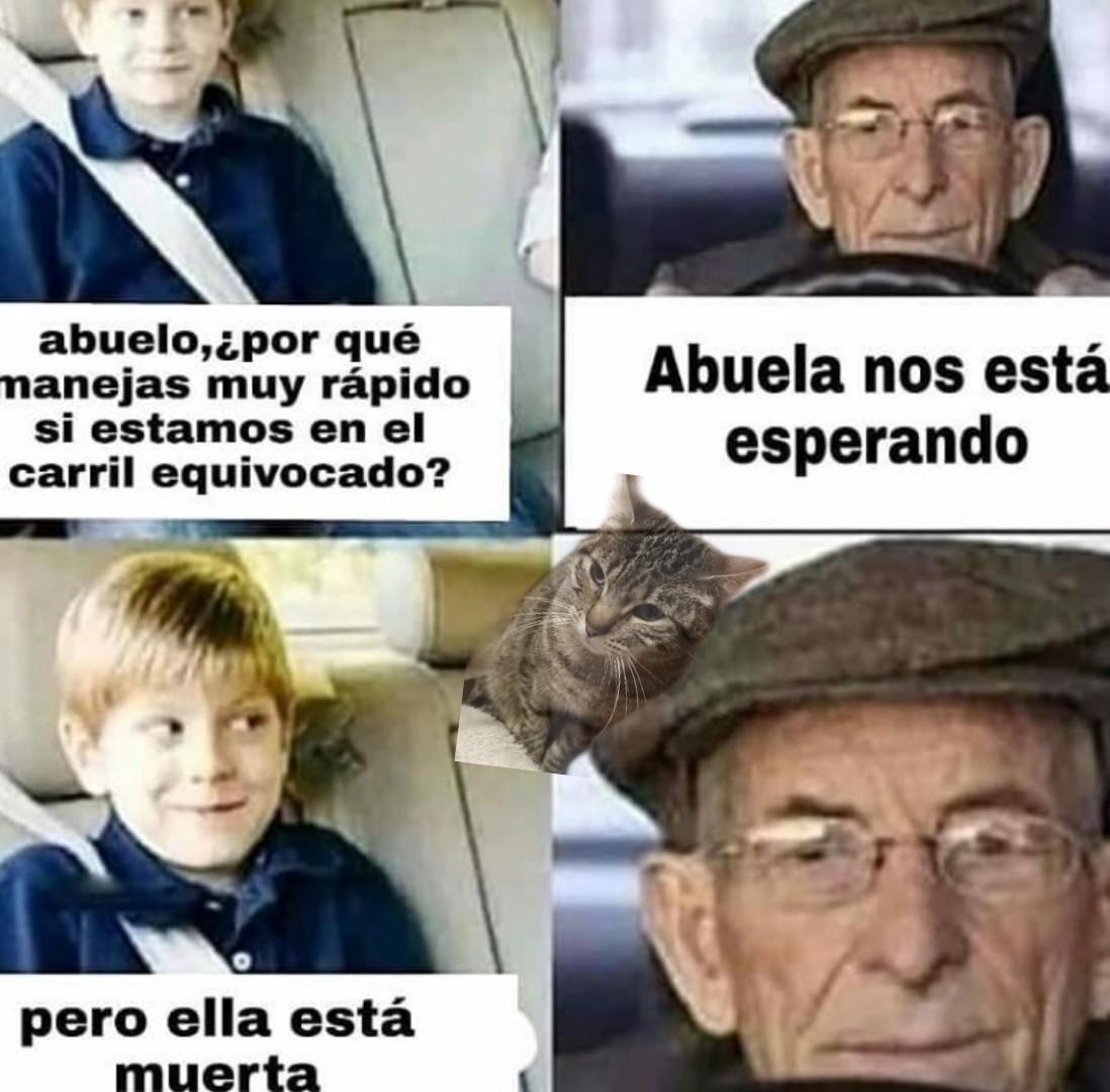 Abuela - meme
