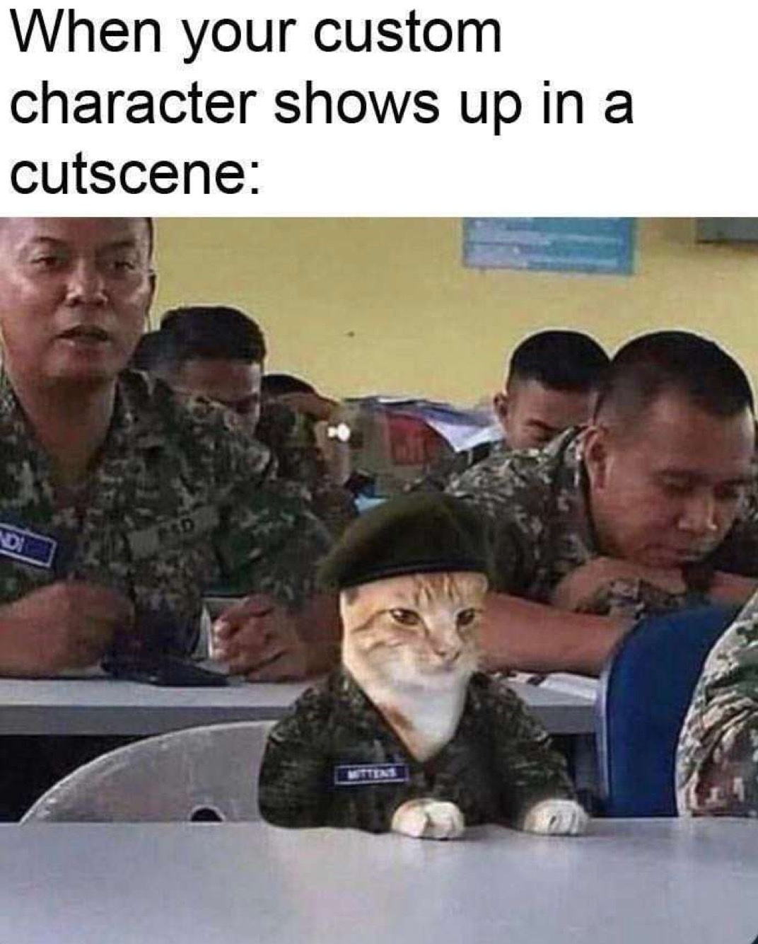 Custom Character - meme