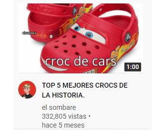 mega crocs - meme