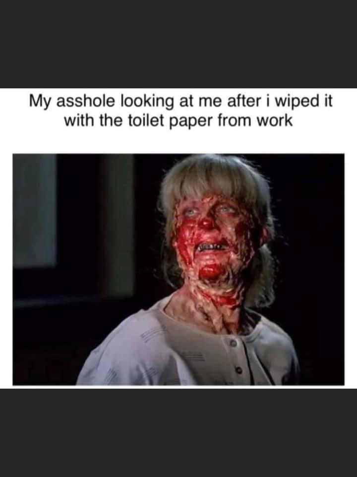 Looks painful - meme