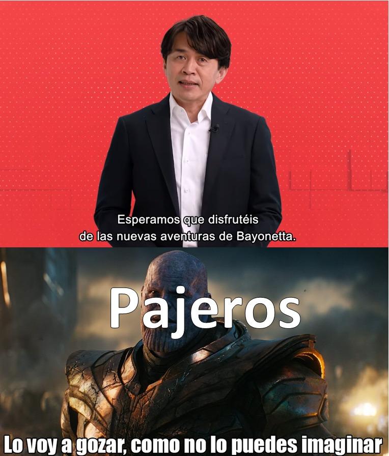 Bayonetta 404 - meme