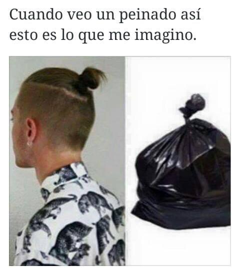 bolsa de basura :v - meme