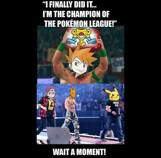 Pokemon generations - meme