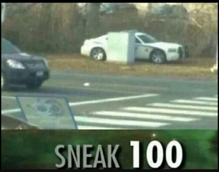 Police be like - meme