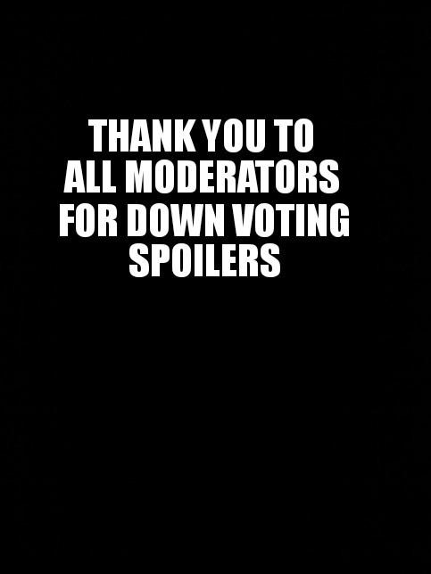 THANK YOU MODERATORS - meme