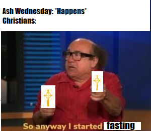 Im the churchman - meme