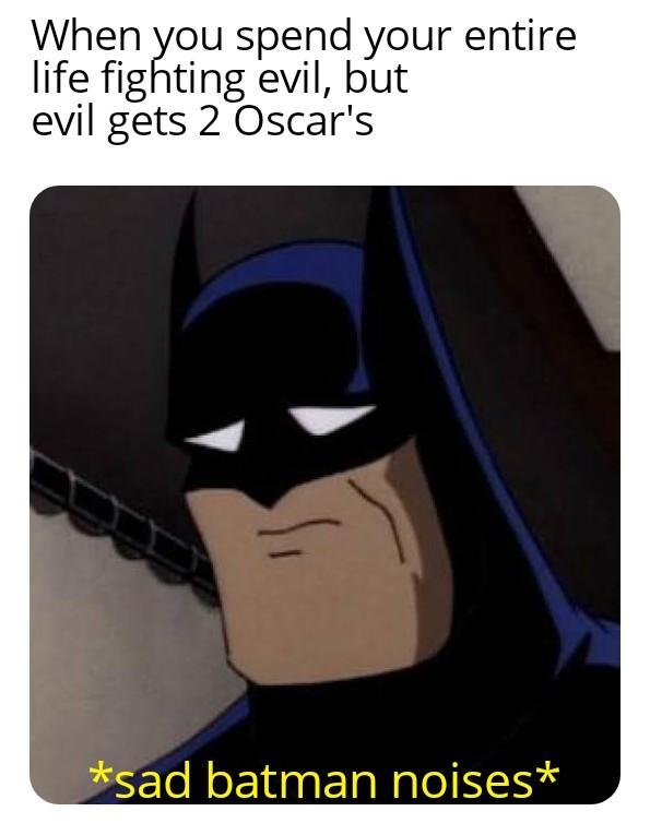 Screw the joker (not literally) - meme