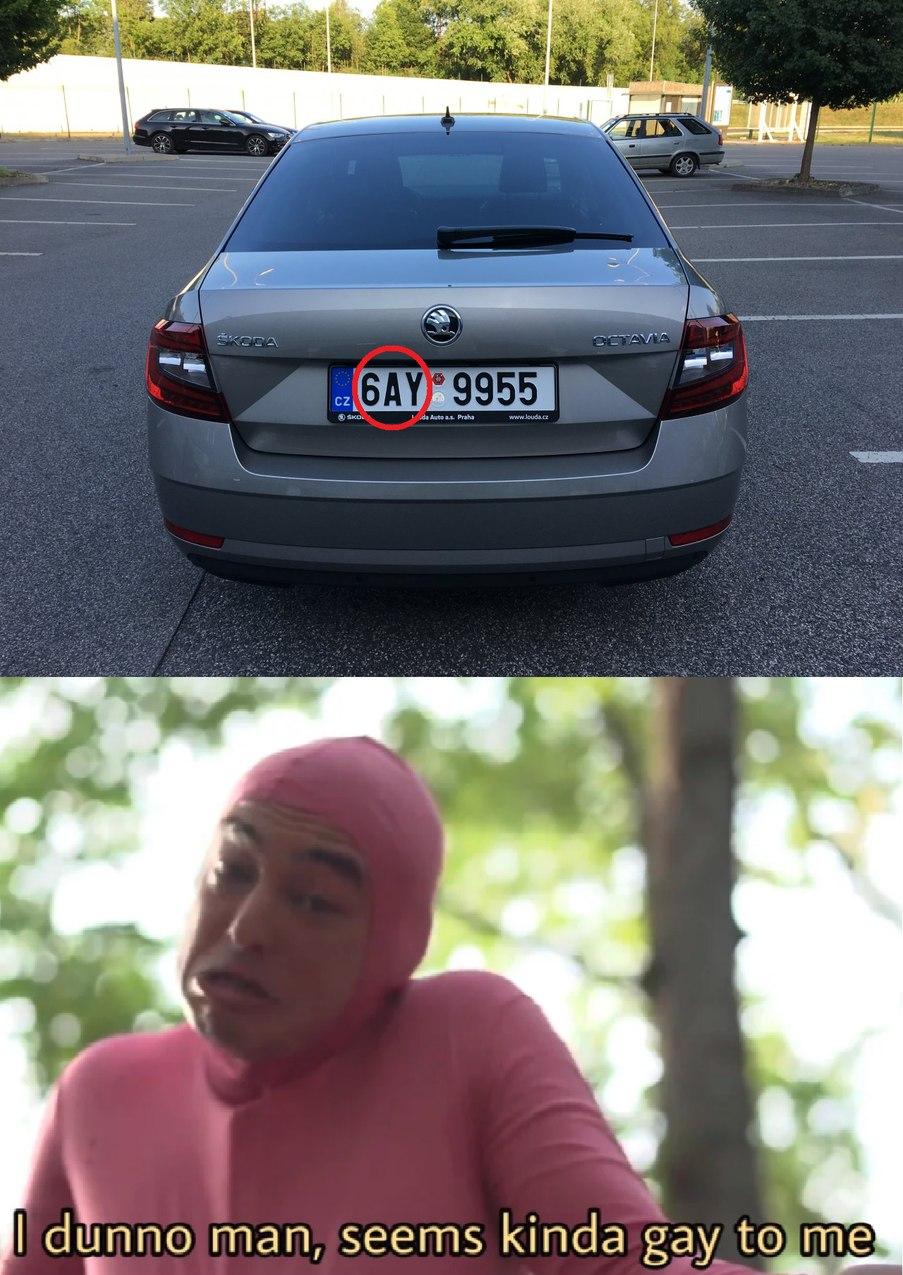 Škoda Octavia - meme