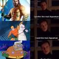 I like Mermaid man and barnacle boy better