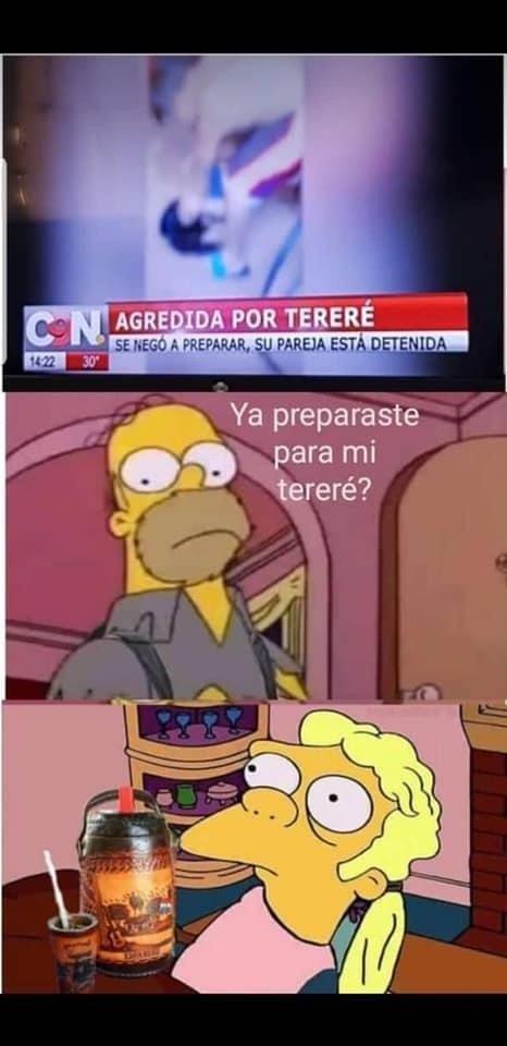 Narnia Latinoamericana - meme