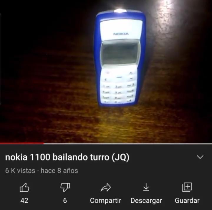 Nokia 1100 - meme