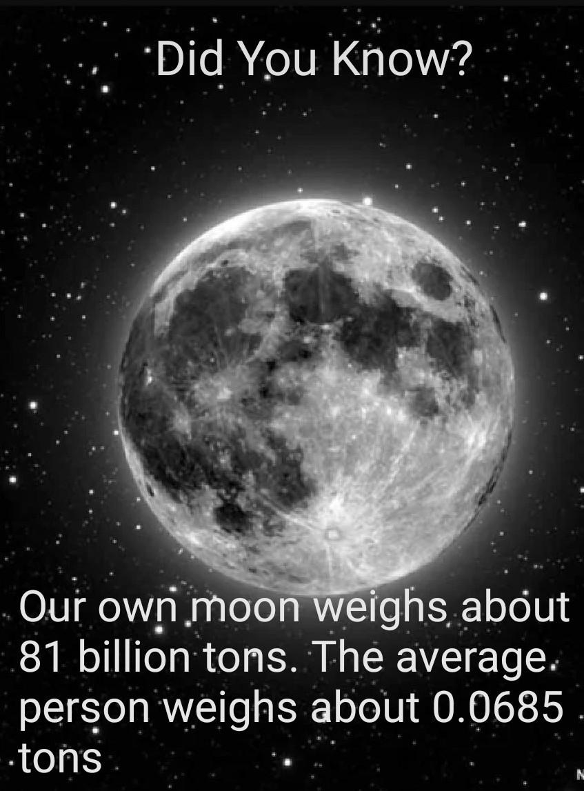 The Moon - meme