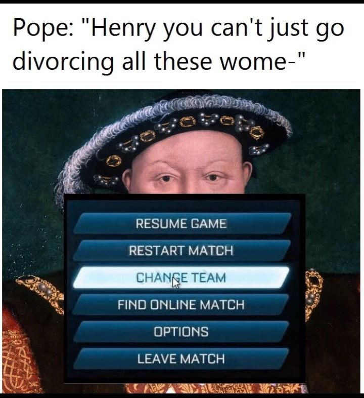 Fecking pope - meme