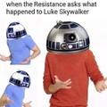 R2 has seen some heavy shit all over the years