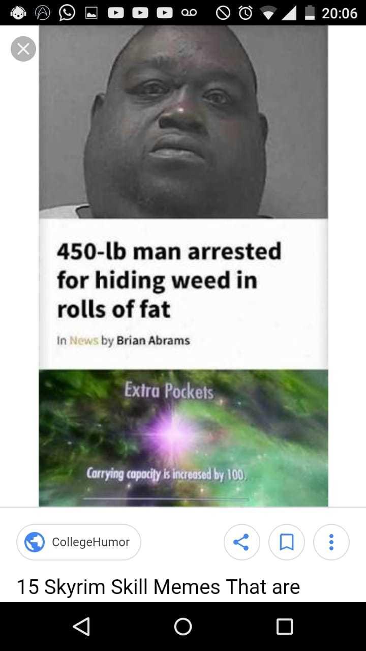 Gordão preso por esconder maconha entre os pneu de banha - meme