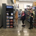 deer in my hometown Walmart