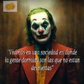 Meme del joker y por eso da risa asi que rianse