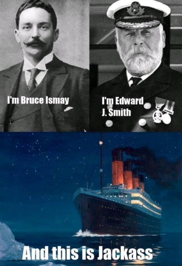 Dongs in an Iceberg - meme