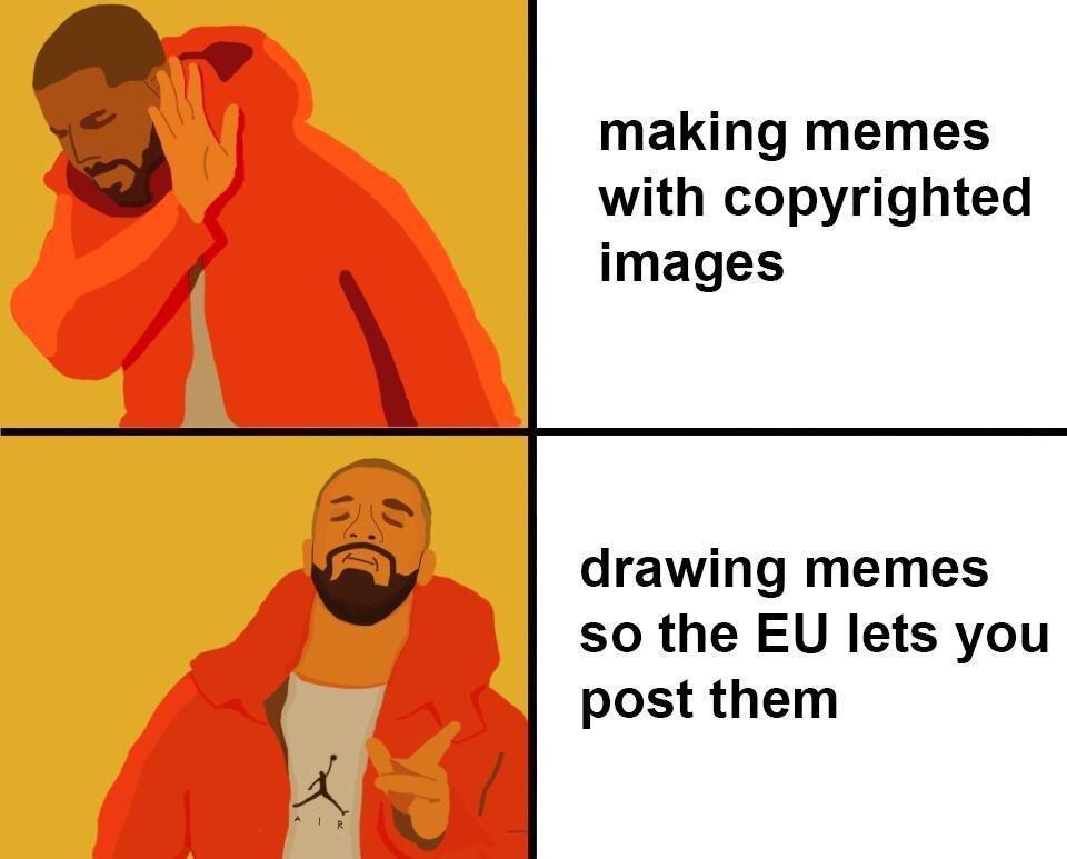 EU is the next meme droid owner