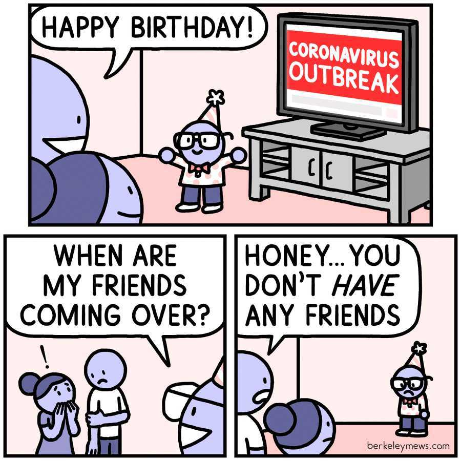 Both my kids birthdays were at the end of March. Pretty shitty timing this year. - meme