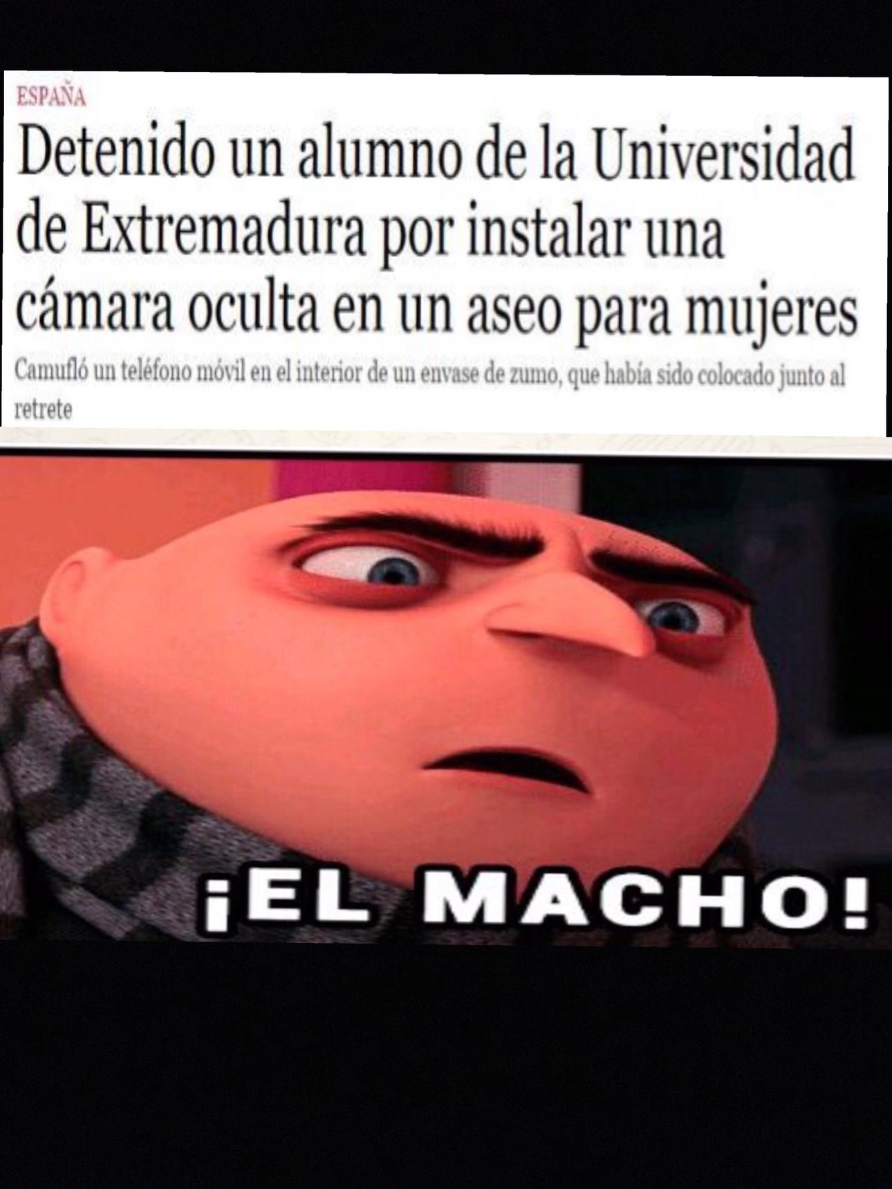 el macho:0 - meme