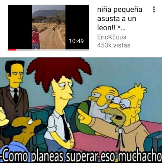 EXPERIMENTO - meme