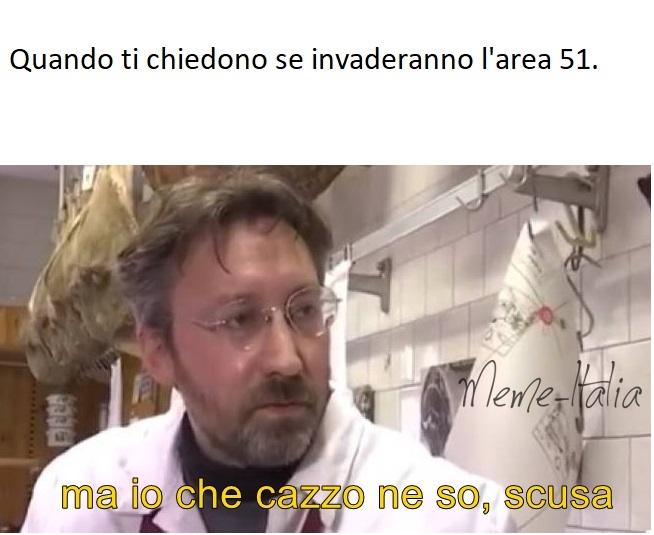 Area 51 - meme