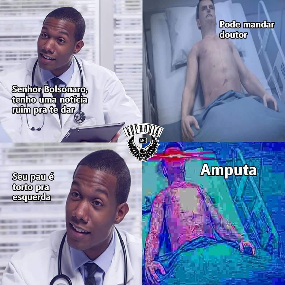 AMPUTA - meme