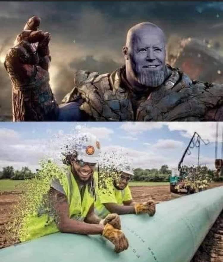 Pipeline Workers - meme