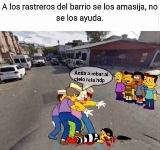 Rata hdp - meme
