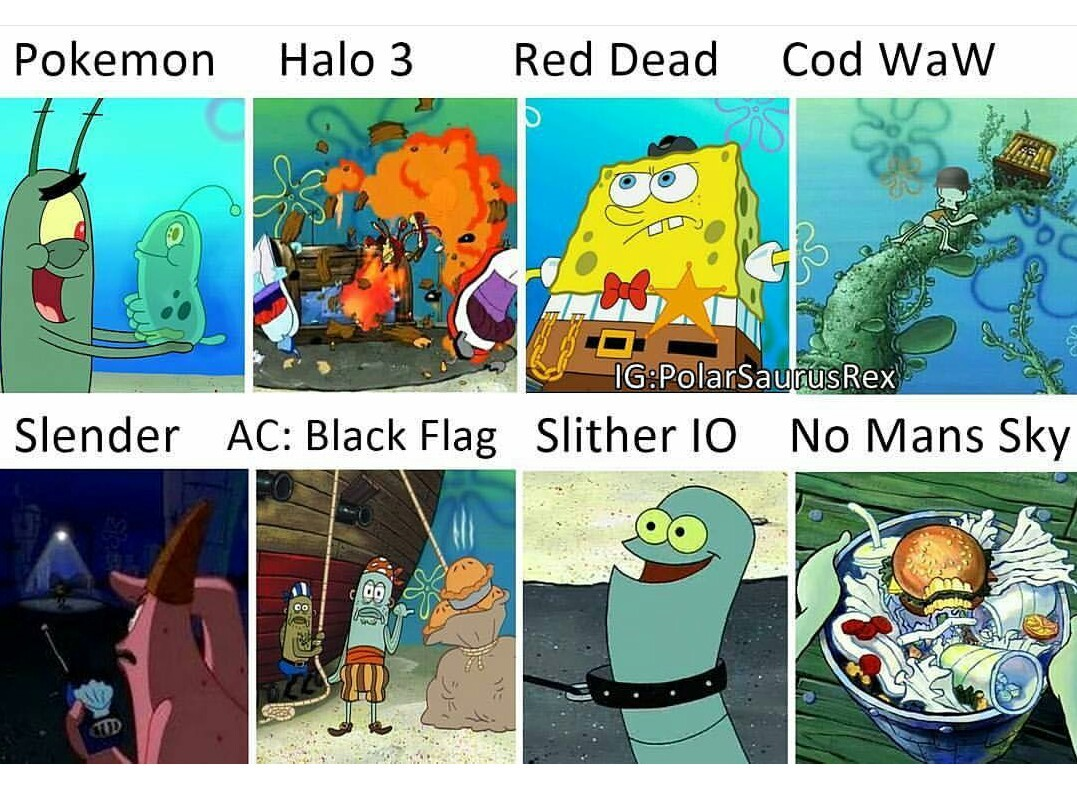 Spongebob Memes Are the best