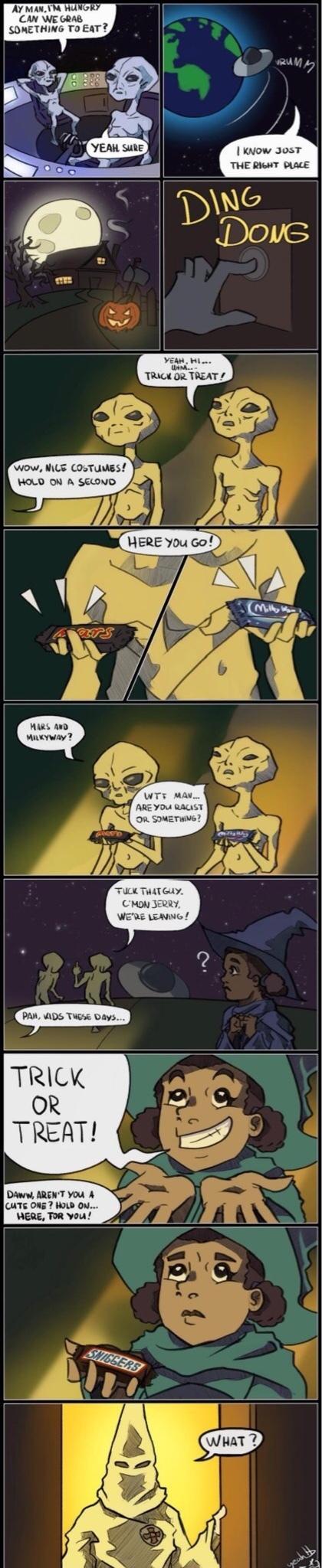 damn alienest - meme