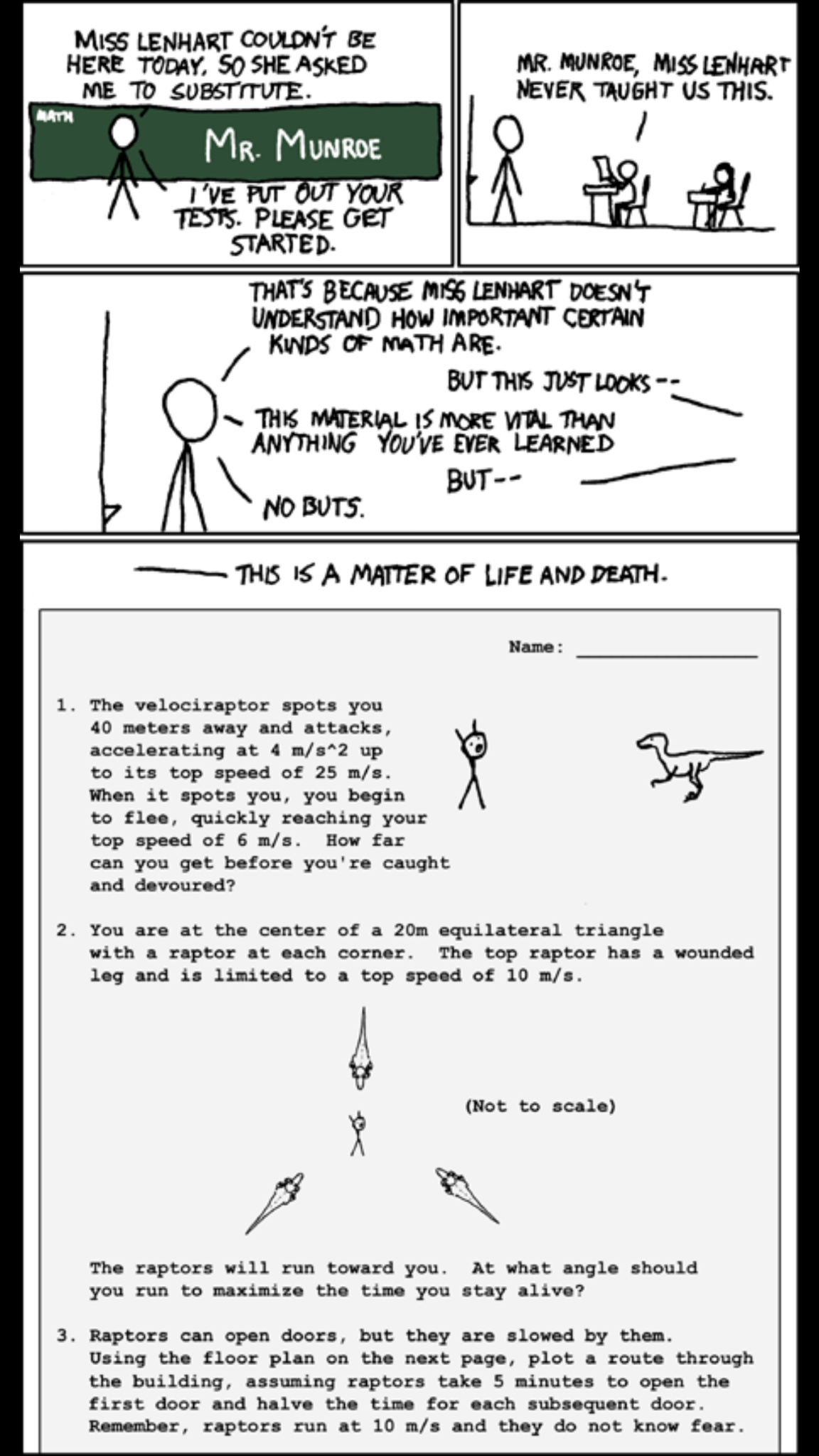 The best xkcd memes :) Memedroid