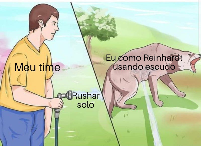 CARALHO BANDO DE FILHA DA PUTA EU TO TANKANDO AQUI FICA PARADO - meme