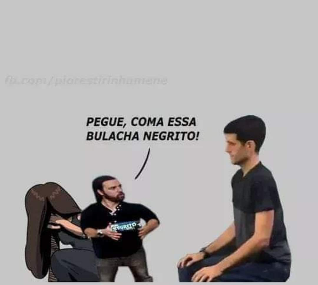 BULACHA NEGRITO - meme