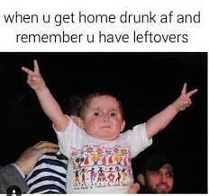 Leftoveerrrsss - meme