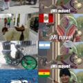 Medios de trasporte en diferentes países