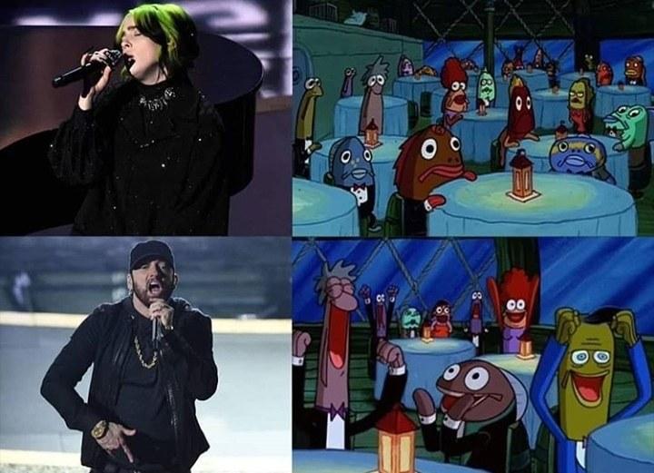 Eminem eh brabo - meme