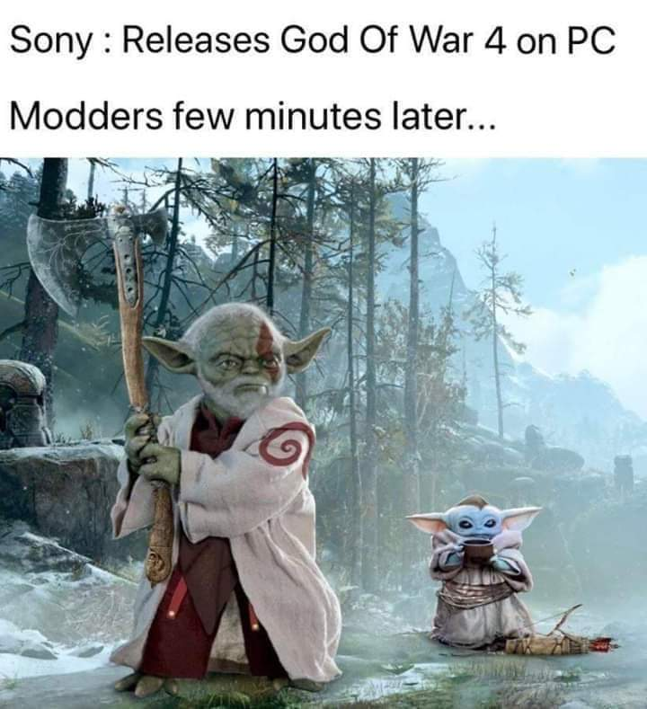 Sony can kick my balls - meme