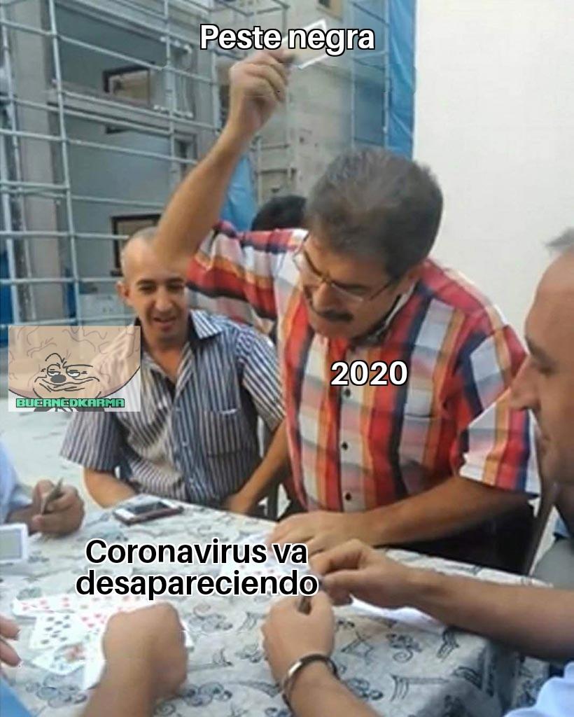 Que será lo siguiente - meme