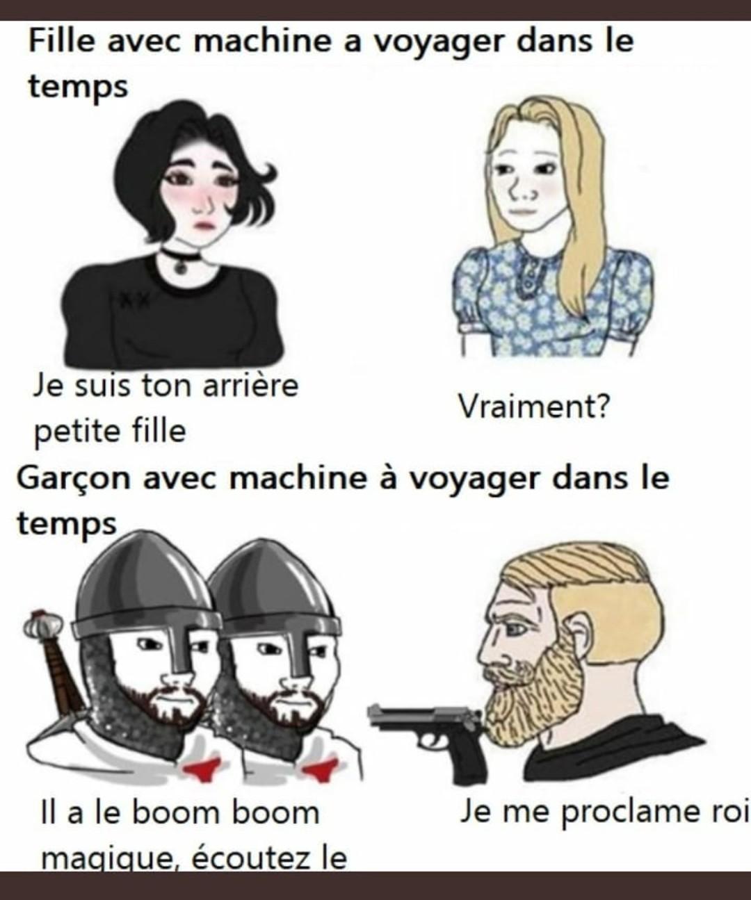 Le berreta fait boom boom - meme