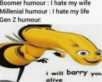 I will  - meme