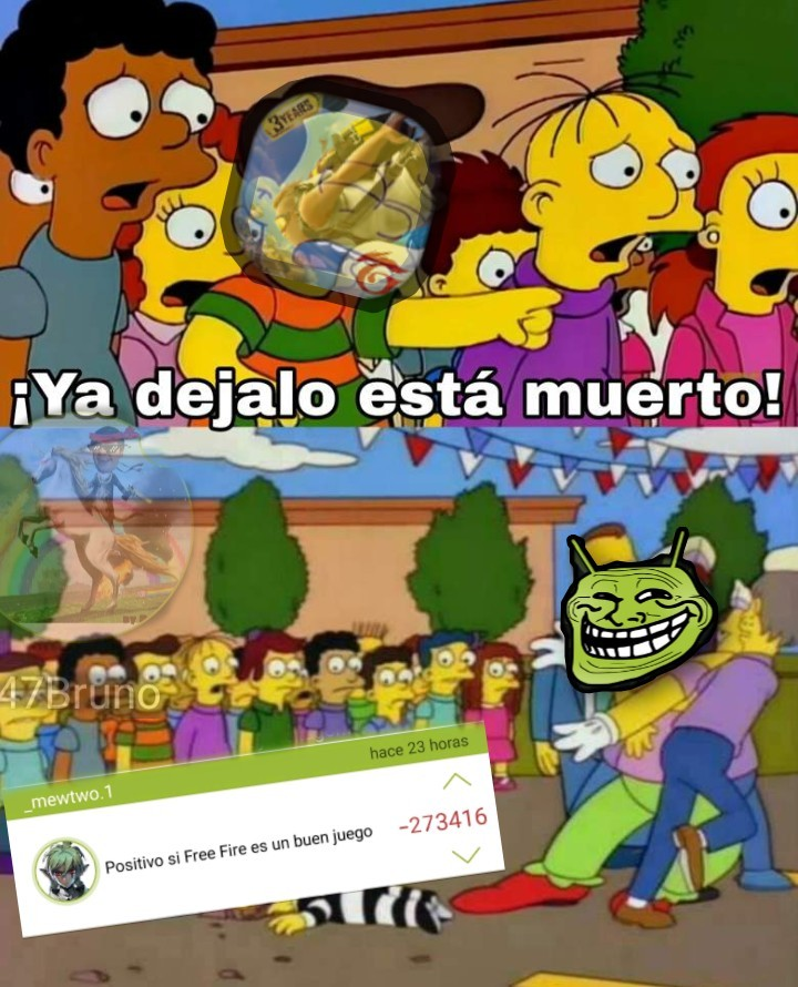 F por mewtwo - meme