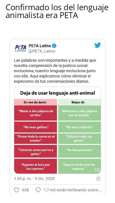 PETA - meme