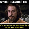 DST is almost as painful as a spinal tap