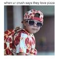 I leve pizza man